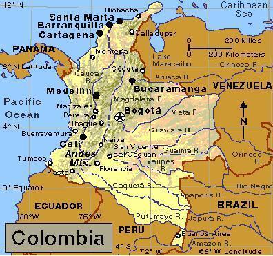 Sailing With Nine Of Cups Cartagena Colombia - Cartagena de indias map
