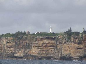 Sailing With Nine Of Cups Lighthouses